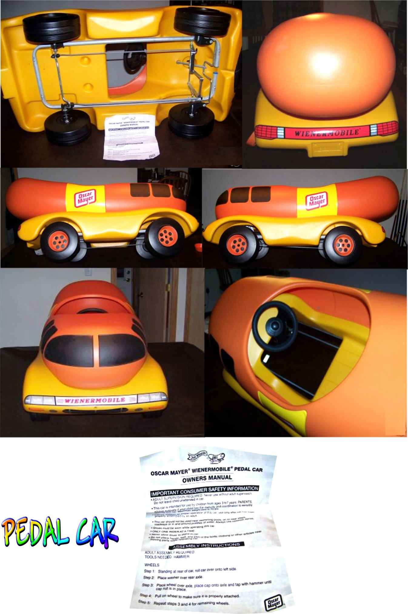 249457266830314573 as well 165155511309644091 likewise Oscar Mayer Wienermobile Front Side View further Oscar mayer collectables items For sale page01 moreover File Wienermobile Bologna. on oscar meyer weiner truck for sale